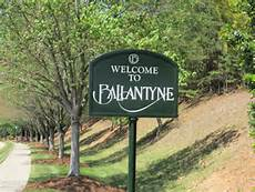 Welcome To Ballantyne