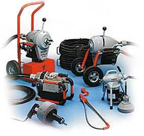 Drain Cleaning Equipments